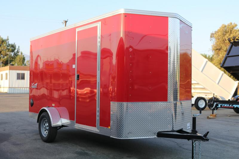 2021 Mirage Trailers XPS612SA Enclosed Cargo Trailer