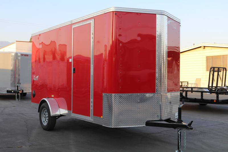 2021 Mirage Trailers XPS612SA Enclosed Cargo Trailer