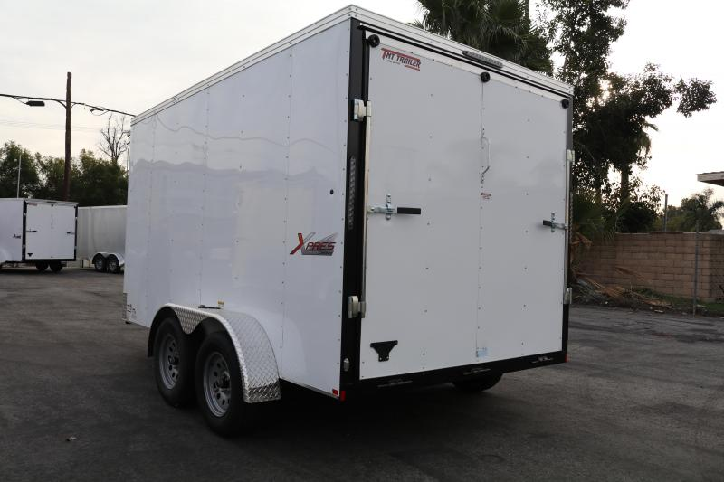 2021 Mirage Trailers 7x12  Enclosed Cargo Trailer