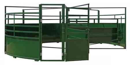 2021 Arrowquip Budflow Tub 10' Livestock
