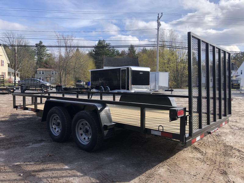 2020 D2E 7x16 Utility trailer/7000 GVWR