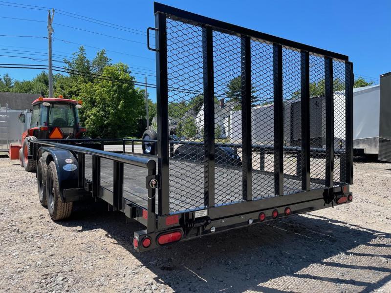 2020 USED* Big Tex 7x20 Utility Trailer/7000 GVWR