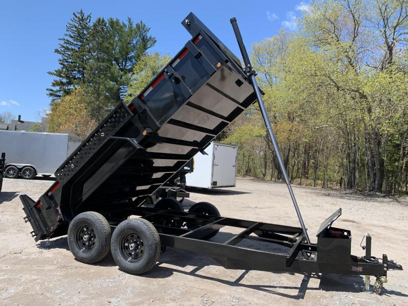 2021 FULLY LOADED 7x14 Hydraulic Dump Trailer/14K gvwr