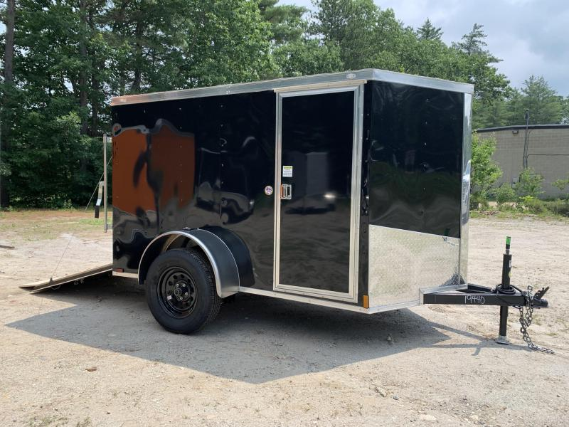 2021 Spartan 5X8 +2ft V trailer/undercoated