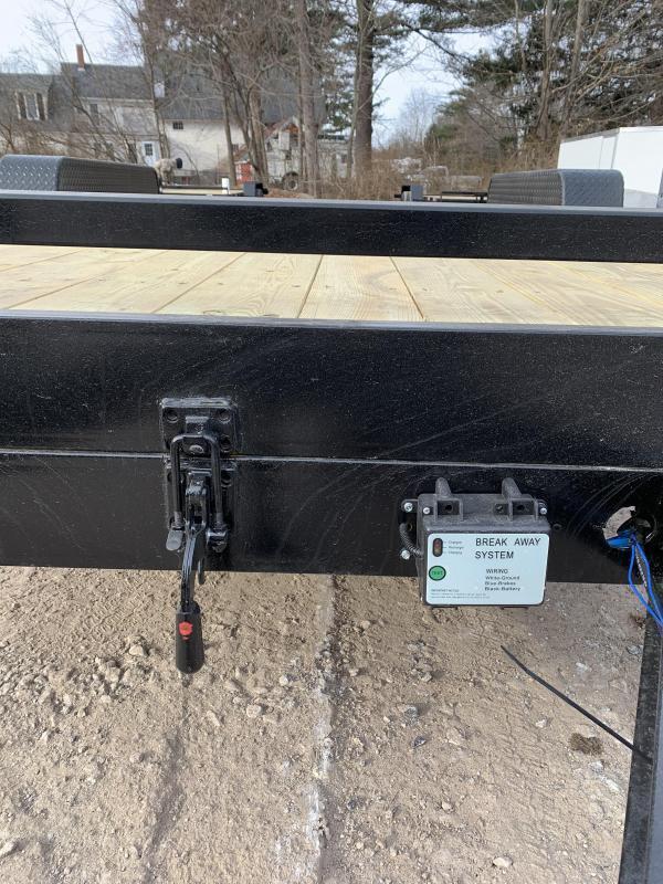 2021 D2E 7x20 Gravity Tilt/14000GVWR