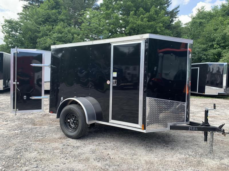 2020 Spartan 5X8 +2ft V trailer/5' interior height/undercoated