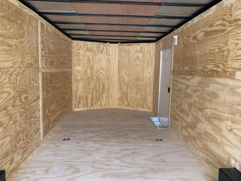 "2021 Spartan 8.5X26+2ft V trailer/12"" extra height/9990gvwr/escape door"