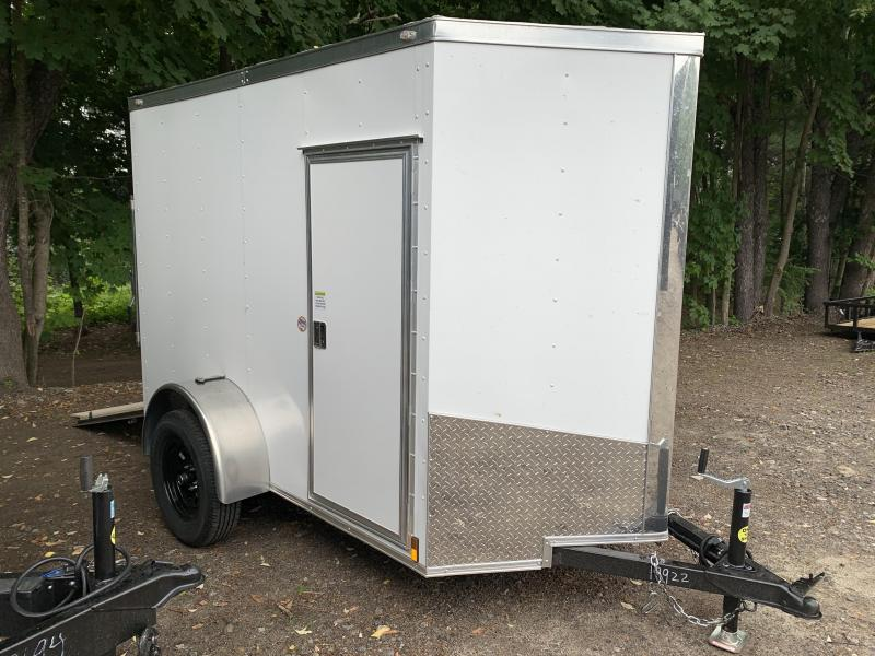 2021 Spartan 5X8 +2ft V trailer/6' interior height/undercoated