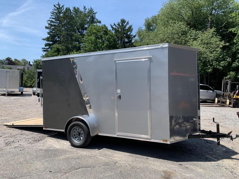 "2020 Spartan 6x12 +2ft V-nose/6"" extra height"