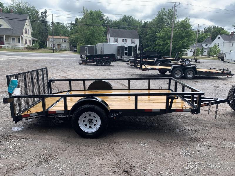 2020 Down 2 Earth 7x12 tube steel Utility Trailer/3500gvwr