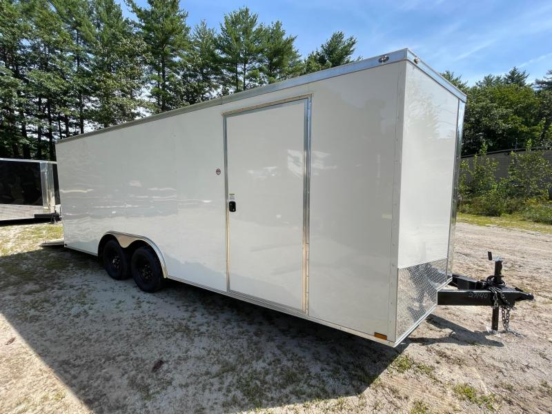 "2022 Spartan 8.5X20+2ft V trailer/6"" extra height/7000gvwr"