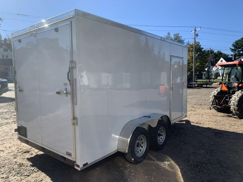 """2022 SALE* Spartan 7x14 +2ft V-nose/12"""" extra height"""