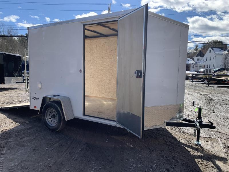 "2021 Pace American 6x10 Outback DLX+2' v-nose/ /undercoated/12"" extra height/2990gvwr"