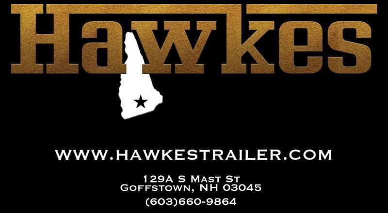 "2021 Spartan 8.5X20+2ft V trailer/12"" extra height/9990gvwr/undercoated/escape door/torsion"