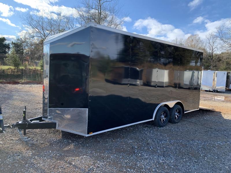 "2021 Spartan 8.5X18+2ft V trailer/18"" extra height SALE"