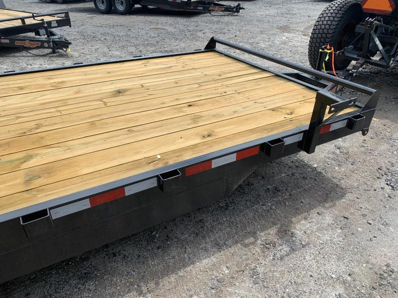 2020 Down 2 Earth 7x20 open Car Hauler/10400gvwr