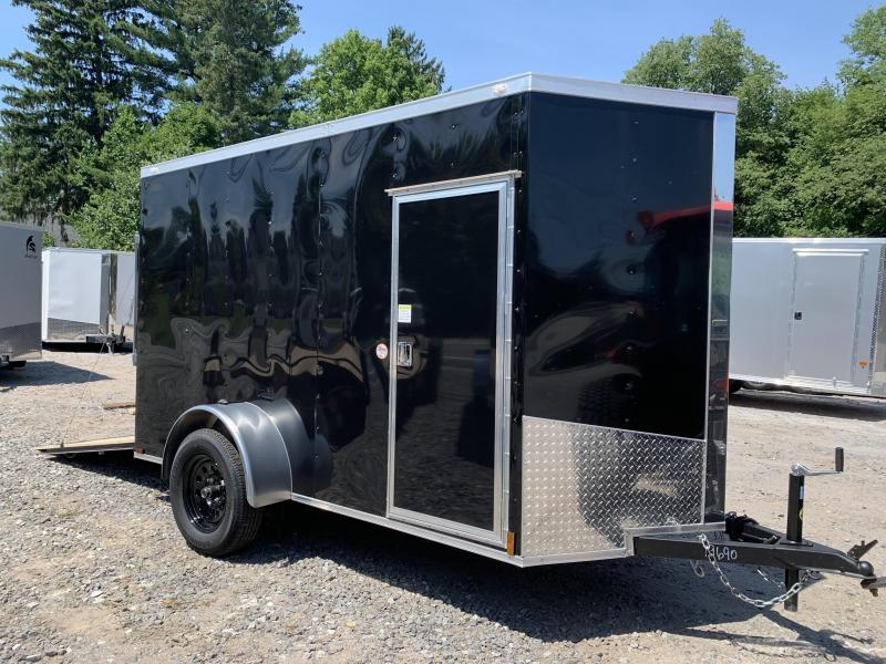 2020 Spartan 5X10 +2ft V trailer/undercoated