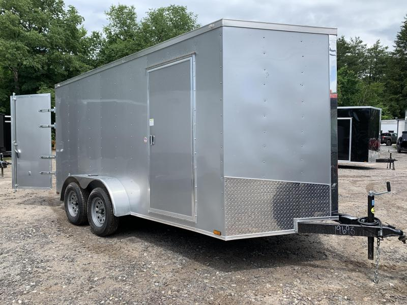 "2020 Spartan 7X14 +2ft V trailer /6"" extra height"
