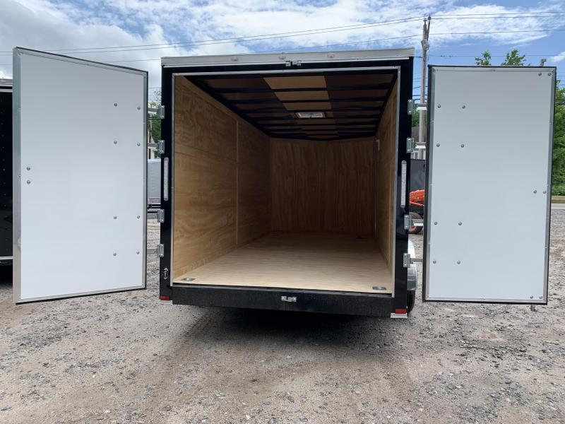 """2020 Spartan 7X16 +2ft V trailer /6"""" extra height"""