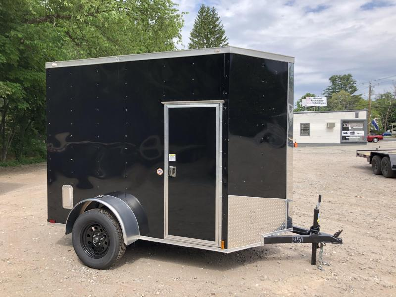 "2020 Spartan 5X8 +2ft V trailer/6'6"" interior height/undercoated"