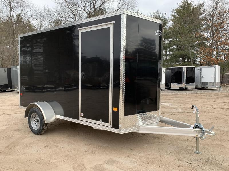 "2021 EZ Hauler 6X12 Aluminum trailer / 6"" Extra height"