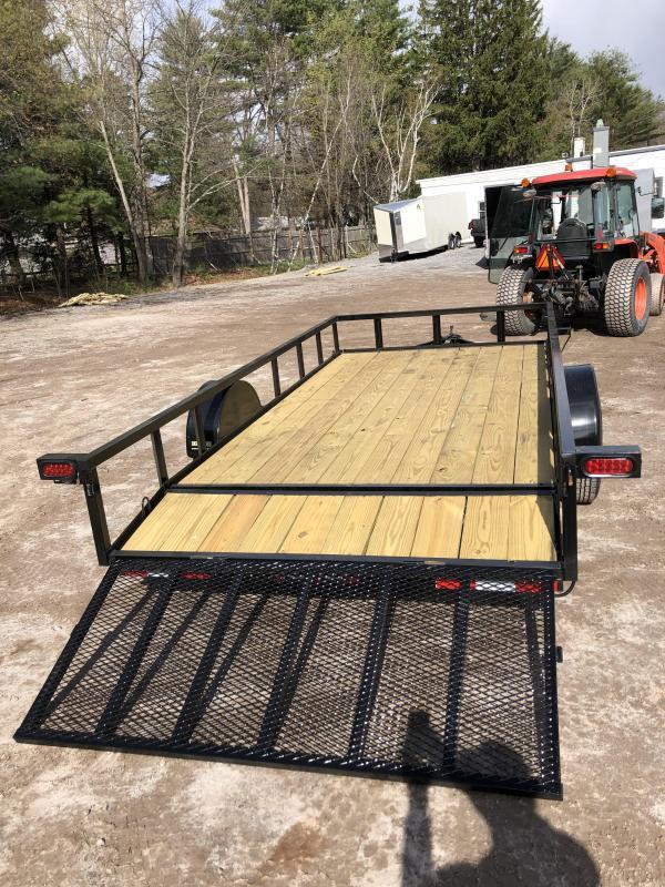 2021 D2E 7x14 Utility trailer/3500 GVWR