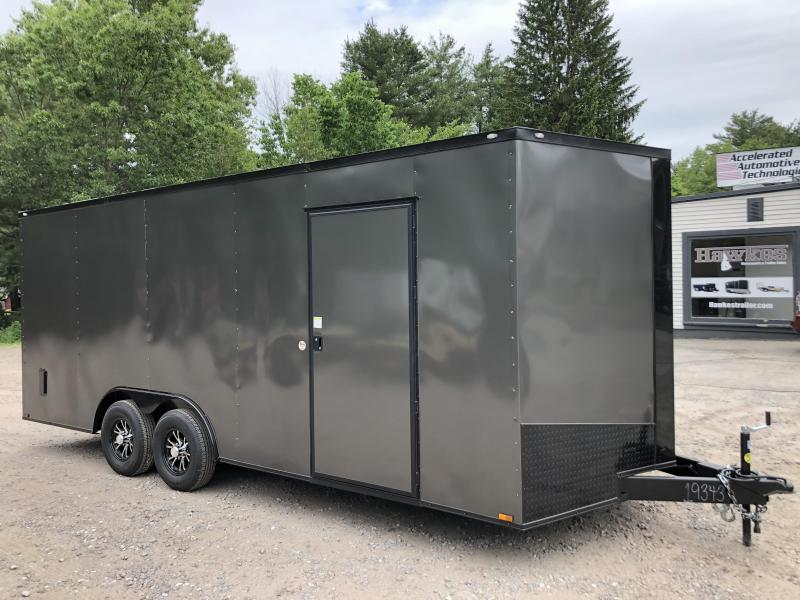 "2020 Spartan 8.5X20 +2ft V trailer/12"" extra height"