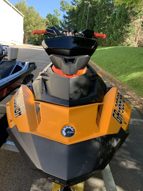 2018 Sea Doo rxtx 300 2019 trixx & trailer LOW HOURS