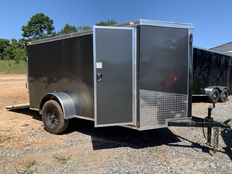 2021 Spartan 5X10 +2ft V trailer/undercoated