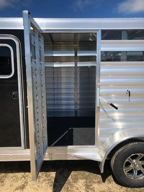 2022 Exiss Trailers EXPRESS 616 Livestock Trailer