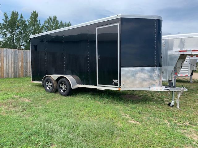 2020 Featherlite 1610-16' Enclosed Cargo Trailer