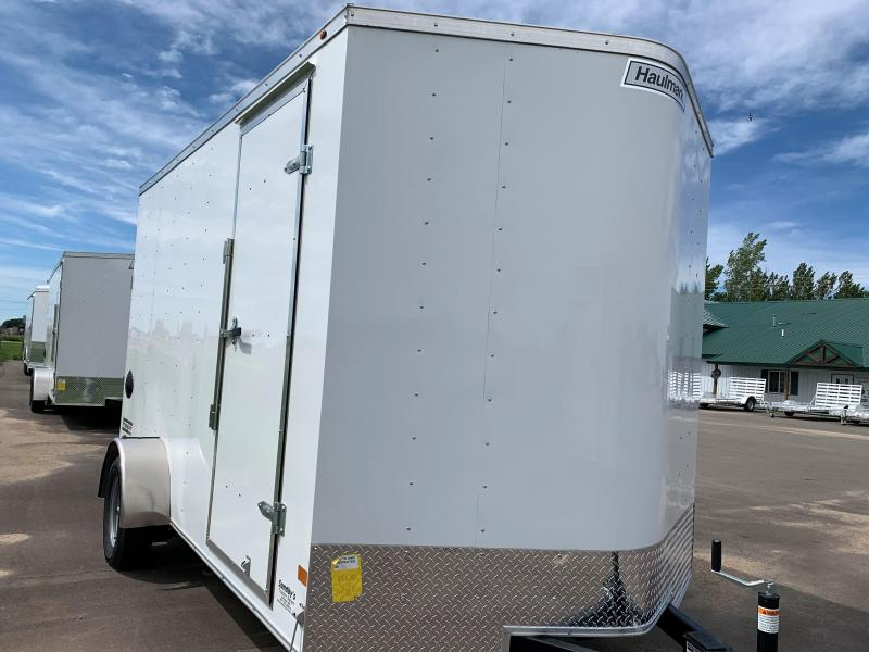 2020 Haulmark PP712S2-D Enclosed Cargo Trailer