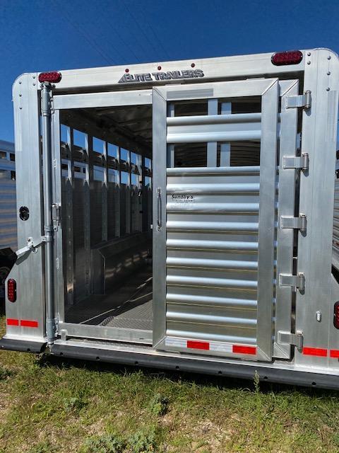 2020 Elite 7628 Livestock Trailer