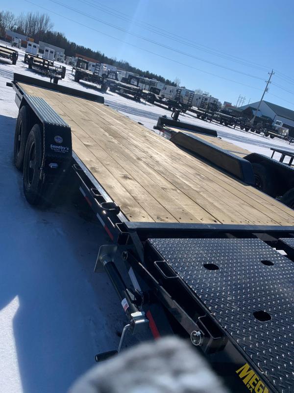 2021 Big Tex 14ET-24MR Flatbed Trailer