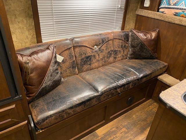 2015 Exiss Trailers 6410 Horse Trailer