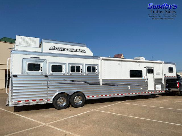 2021 Elite Trailers 15.8'SW Dinette & Sofa w/ DROP DOWN BUNK