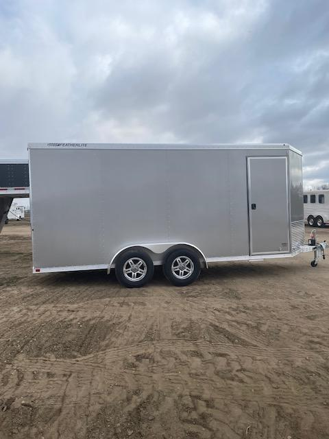 2021 Featherlite 16' 1610 Enclosed