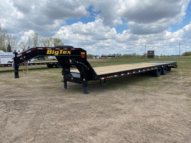 2022 Big Tex 35' Flatbed