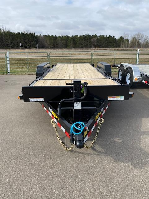 2021 Big Tex Trailers 16TL20 Flatbed Trailer