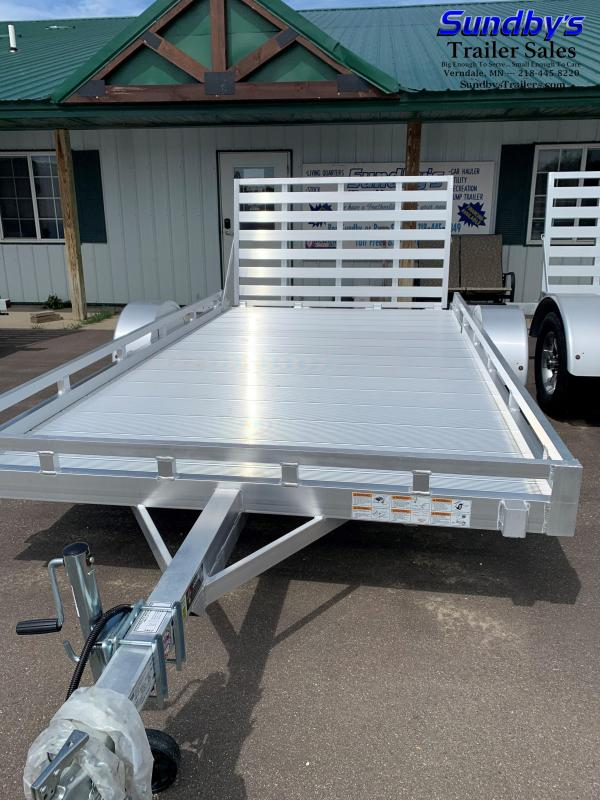 2020 Featherlite 1693-12' Utility Trailer