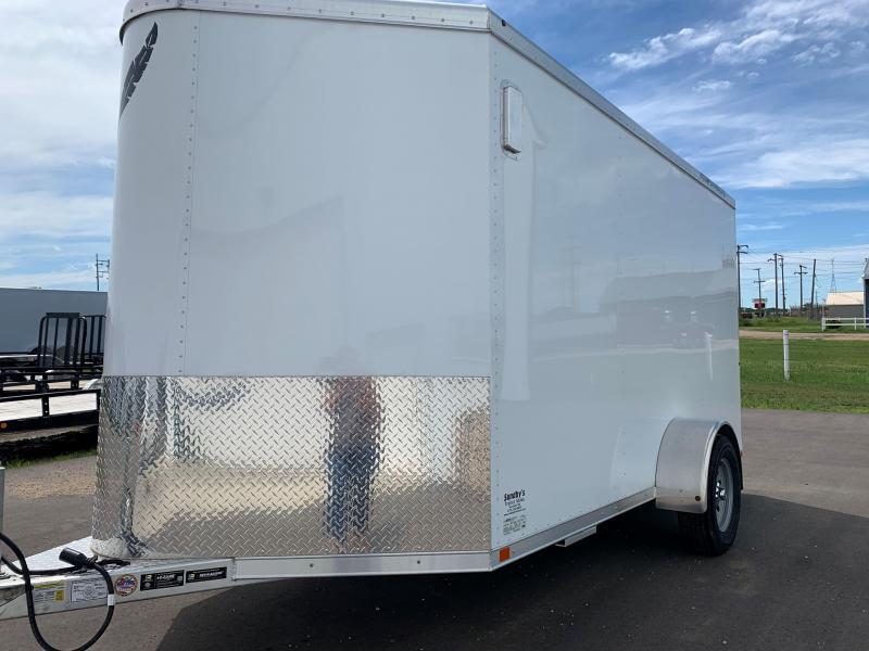 2020 Featherlite 1610-12' Enclosed Cargo Trailer