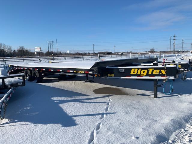 2021 Big Tex 14PH-20+5 Flatbed Trailer