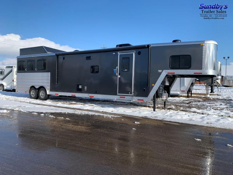 2021 Merhow 8316 Horse Trailer
