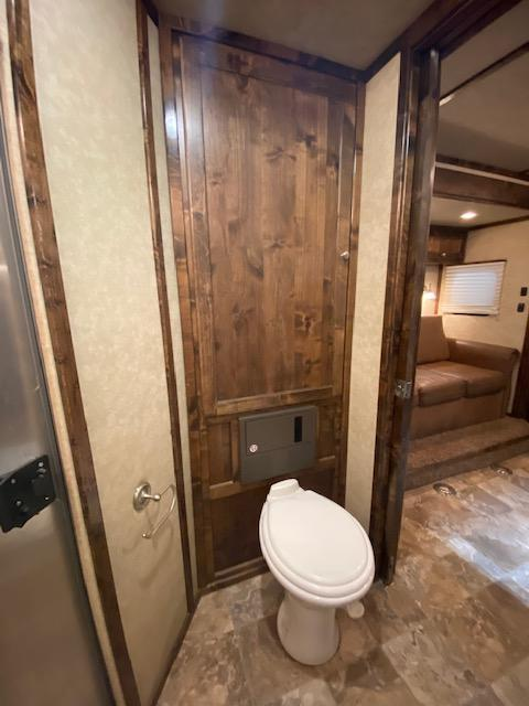 2011 Logan Coach 12' Shortwall Horse Trailer