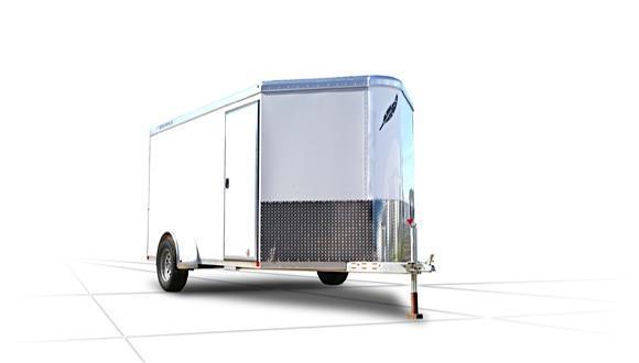 2022 Featherlite 1610 20' Enclosed Cargo Trailer