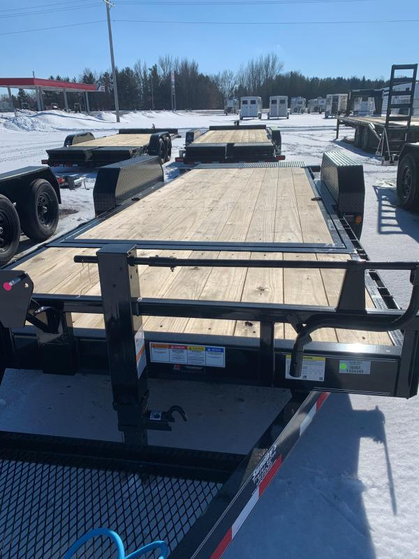 "2021 PJ 20'x6"" Channel Equipment Tilt"