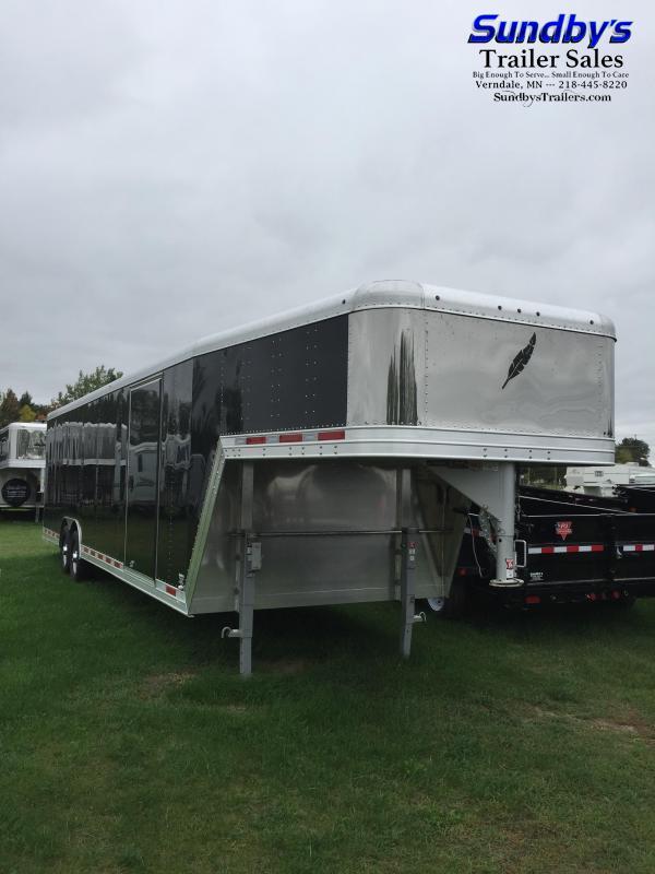 2020 Featherlite 4941-28' Enclosed Cargo Trailer