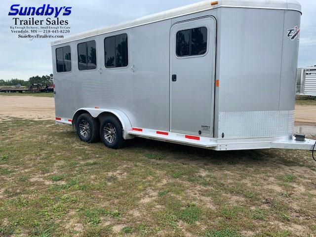2018 Exiss 3H Horse Trailer