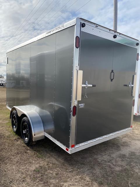 2021 Featherlite 1610 - 14' Enclosed Cargo