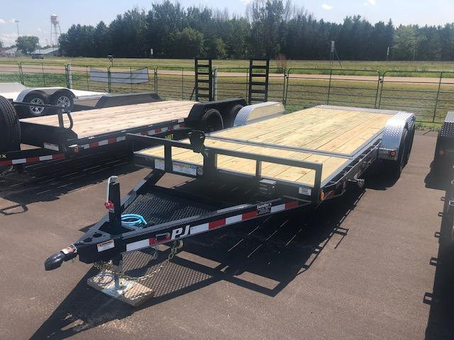 2020 PJ Trailers 16+4 Flatbed Trailer